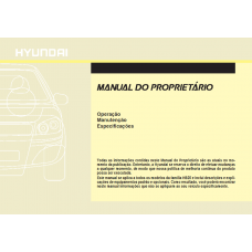 Manual Proprietário Hyundai HB20 PDF